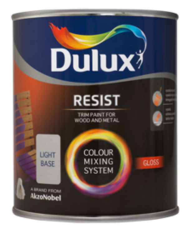 Dulux Resist Gloss